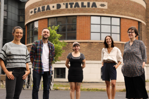 Cinéma Public comes to Casa d'Italia : 12 screenings per week, from September 1st