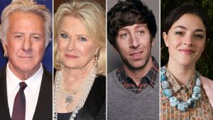 Justin Chu Cary and Charlie Weber Join Dustin Hoffman, Candice Bergen, Simon Helberg and Dianna Agron in Mayim Bialik's As Sick As They Made Us