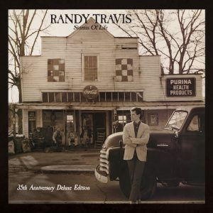 """Randy Travis Celebrates the 35th Anniversary of Storms of Life with Song From The Vault """"Ain't No Use"""""""