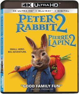 Peter Rabbit 2 – 4K Ultra HD/Blu-ray Combo Edition