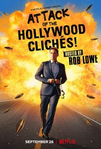 TRAILER DEBUT FROM NETFLIX I Attack of the Hollywood Clichés!
