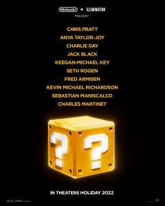 New Super Mario Bros. Animated Film | Cast Announcement