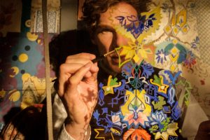 THE ELECTRICAL LIFE OF LOUIS WAIN | Check Out the First Still & Clip