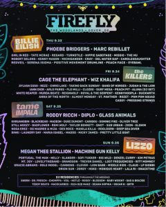 Firefly Announces Livestream, Virtual Artist Meet & Greets, Firefly Eats and More!