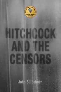 New Book Release: HITCHCOCK AND THE CENSORS