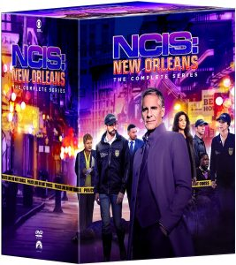 NCIS: New Orleans – The Complete Series