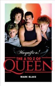 Nine Eight Books to publish a new Queen biography by Mark Blake on the anniversary of Freddie Mercury's passing
