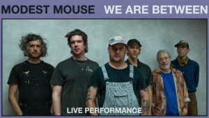 """Modest Mouse share two new live performances: """"We Are Between"""" & """"Back To The Middle"""" with Vevo"""