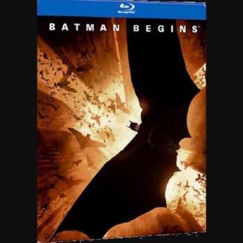 Batman Begins Steelbook – Blu-ray Edition