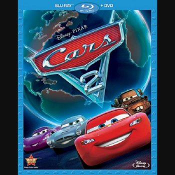 Cars 2 – Blu-ray/DVD Combo Edition