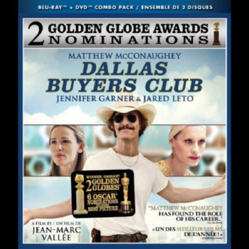 Dallas Buyers Club – Blu-ray/DVD Combo Edition