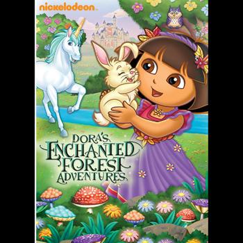 Dora the Explorer: Enchanted Forest Adventures