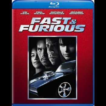 Fast and Furious: Special Edition – Blu-ray Edition