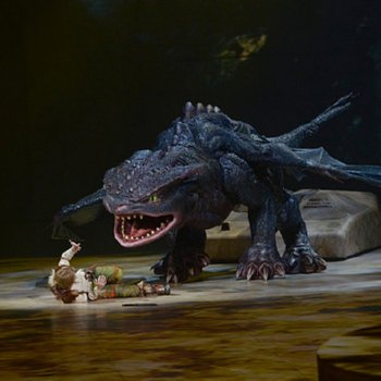 How To Train Your Dragon Live @ Bell Centre – August 19, 2012