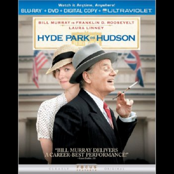 Hyde Park on the Hudson – Blu-ray/DVD Combo Edition
