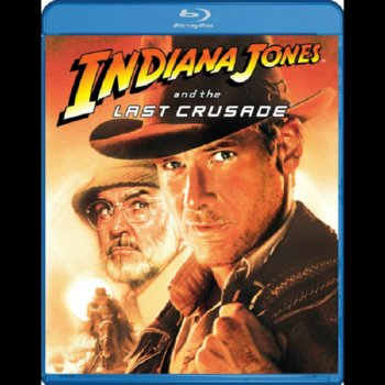 Indiana Jones and the Last Crusade – Blu-ray Edition