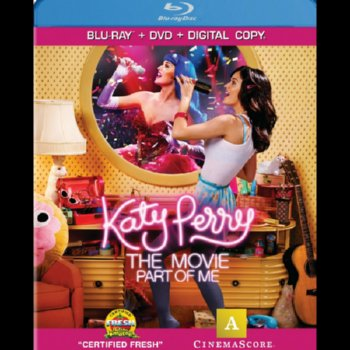 Katy Perry: The Movie Part of Me – Blu-ray/DVD Combo Edition