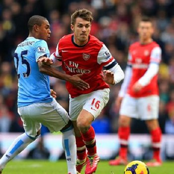 Manchester City vs. Arsenal @ Etihad Stadium – December 14, 2013