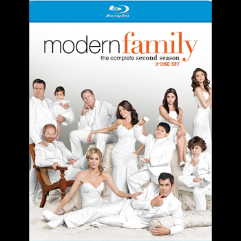 Modern Family: The Complete Second Season – Blu-ray Edition