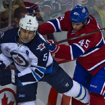 Montreal Canadiens vs Winnipeg Jets @ Bell Centre – April 4, 2013