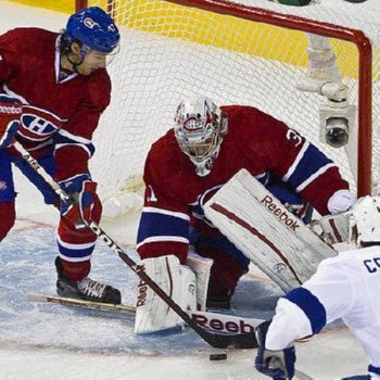 Montreal Canadiens vs. Tampa Bay Lightning @ Bell Centre – January 7, 2012
