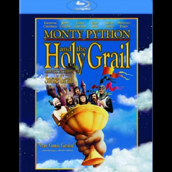 Monty Python and the Holy Grail – Blu-ray Edition