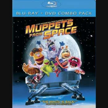Muppets From Space – Blu-ray/DVD Combo Edition