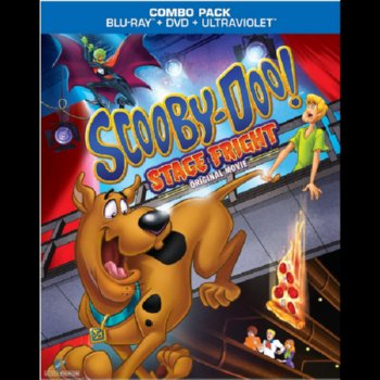 Scooby Doo: Stage Fright – Blu-ray/DVD Combo Edition