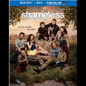 Shameless: The Complete Third Season – Blu-ray/DVD Combo Edition
