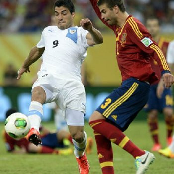 Confederations Cup 2013 – Spain vs Uruguay – June 16, 2013