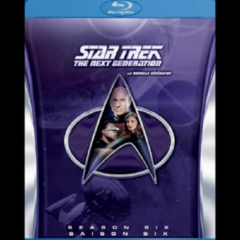 Star Trek: The Next Generation – Season Six – Blu-ray Edition