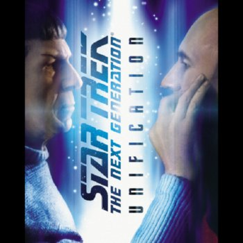 Star Trek: The Next Generation – Unification – Blu-ray Edition