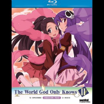 The World God Only Knows: Season Two – Blu-ray Edition