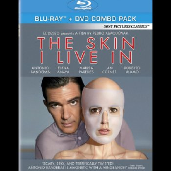 The Skin I Live In – Blu-ray/DVD Combo Edition