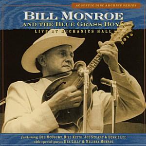 Bill Monroe & The Blue Grass Boys