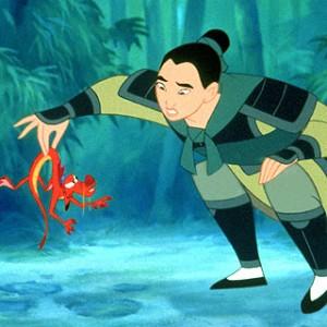 Mulan Special Edition DVD
