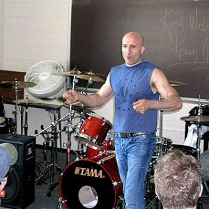 All-Ages Drum Clinic / preview