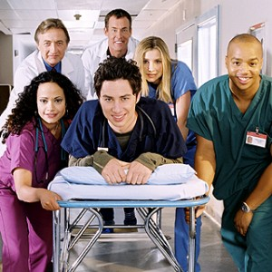 Scrubs – The Complete First Season