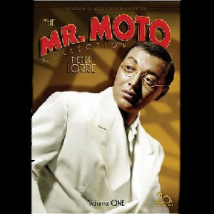 The Mr. Moto Collection, Vol. 1