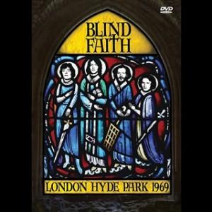 Blind Faith – London Hyde Park 1969