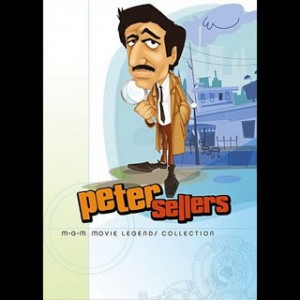 Peter Sellers – MGM Movie Legends Collection