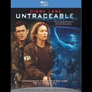 Untraceable – Blu-Ray Edition