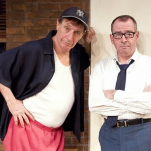 The Odd Couple Preview