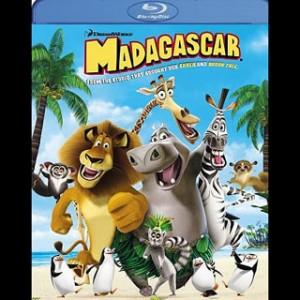 Madagascar – Blu-Ray Edition