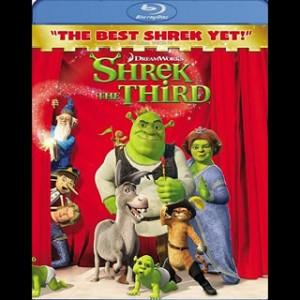 Shrek the Third – Blu-Ray Edition