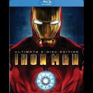 Iron Man – Blu-Ray Edition