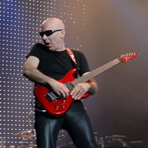 Joe Satriani Concert Preview