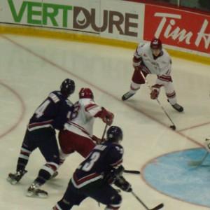 Junior de Montreal vs. Shawinigan Cataractes