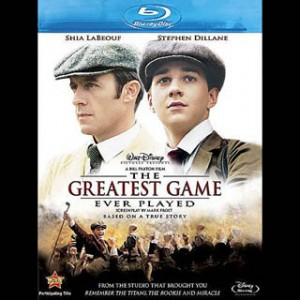 The Greatest Game Ever Played – Blu-ray Edition