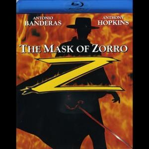 The Mask of Zorro – Blu-ray Edition